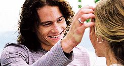 "It was too much. | For Everyone Who Had A Crush On Heath Ledger In ""10 Things I Hate About You"""