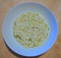 ... green garlic risotto green garlic and leek risotto more green garlic