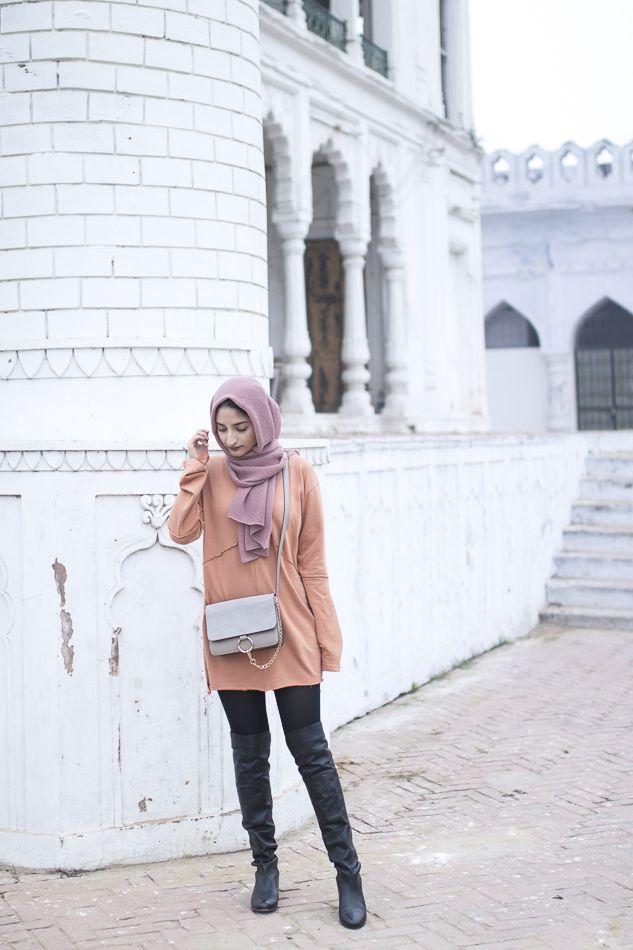 Filter Fashion: Hijab Fashion & Indian Style Blog: OTK Boots