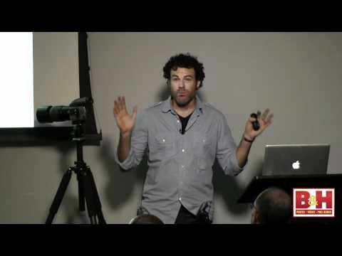 Peter Hurley talks about the basic headshot