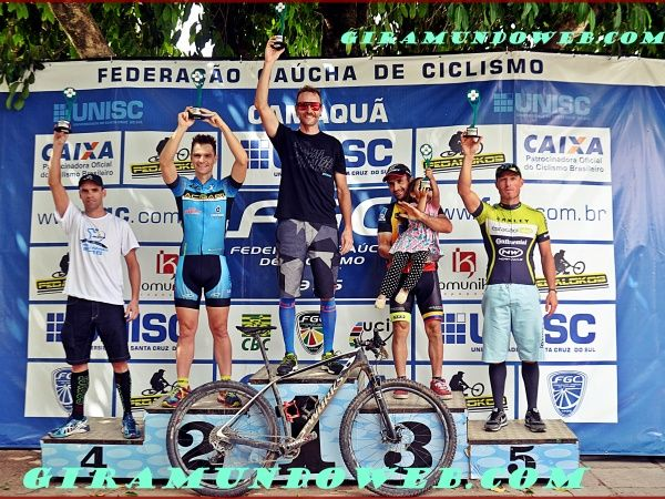 Resultados 3ª etapa do Campeonato Gaúcho de Mountain Bike Camaquã