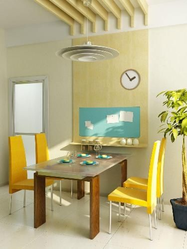 Gentil Platz Schaffen In Einem Kleinen Esszimmer , #einem #esszimmer #kleinen # Platz #