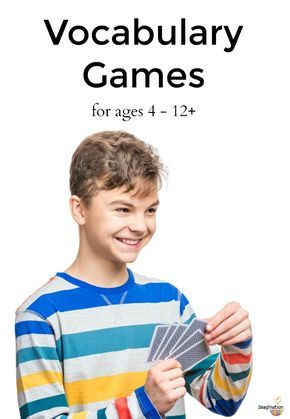 17 Engaging Vocabulary Games for Kids