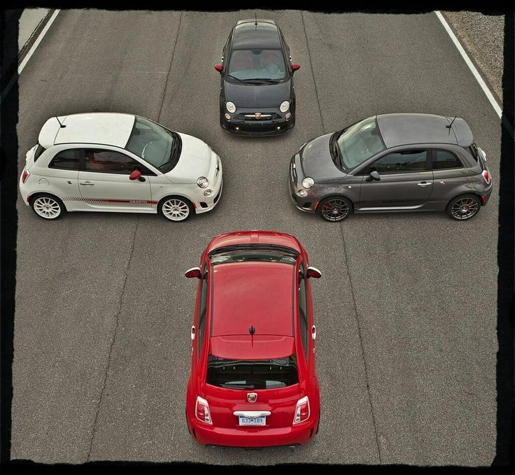 Fiat, Fiat 500 And