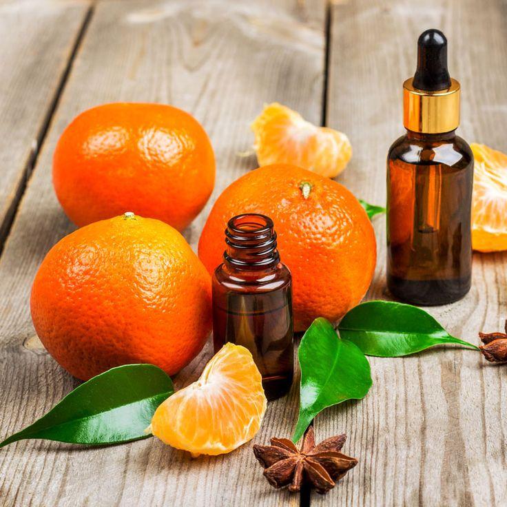 Die Wirkung und Anwendung von ätherischem Mandarinenöl: Das aus den Schalen der Mandarine gewonnene ätherische Öl wirkt gewebestraffend bei Cellulite, verdauungsfördernd und stoffwechselanregend ...