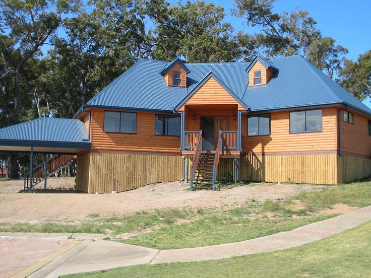 Our Palmview Boomerang design in a traditional loft   Tru-Built Builders Queensland