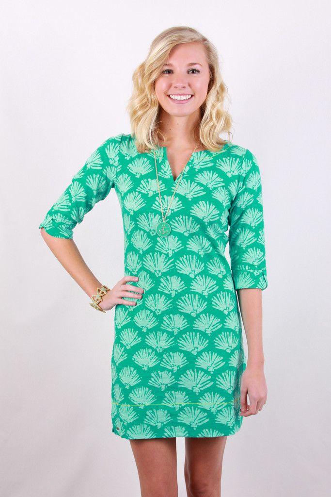 Hatley Batik Shell Dress