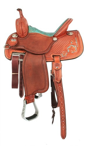 2013 Purchase: :) MARTIN CROWN C BARREL SADDLE