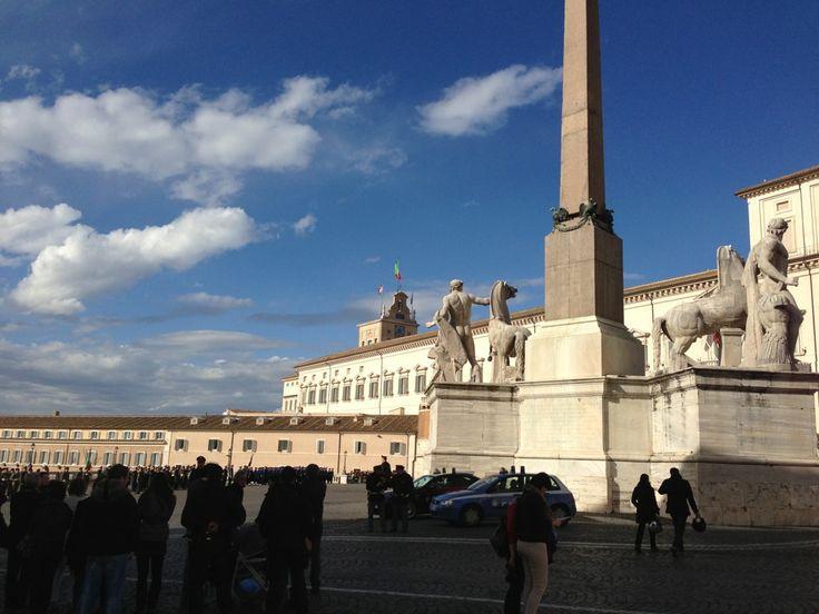Scuderie del Quirinale in Roma, Lazio