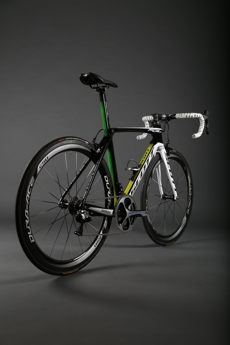 #SCOTT #Bikes Foil Team Issue ORICA-GreenEdge
