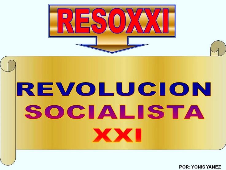 Revolución Socialista XXI