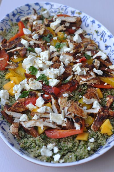 598 best jamie oliver ooooooo si images on pinterest xmas taken from the jamies 15 minute meals cookbook this salad is accompanied in the forumfinder Choice Image