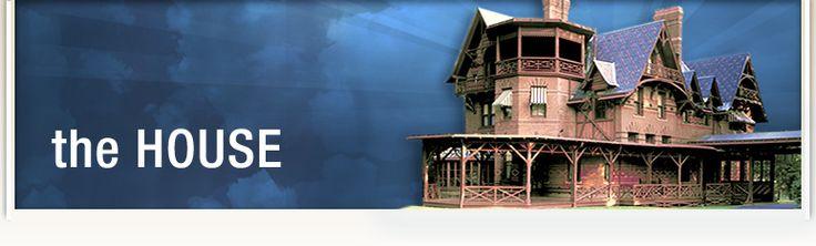 The Mark Twain House & Museum - Hartford, CT