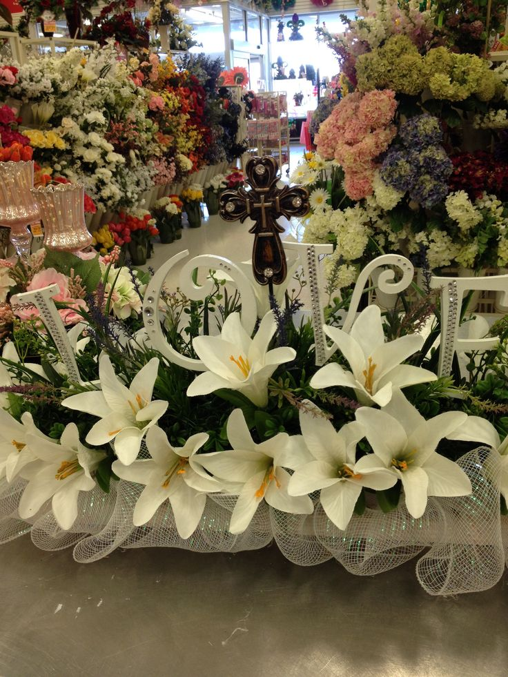 48 Best Images About Easter Alter Decor On Pinterest