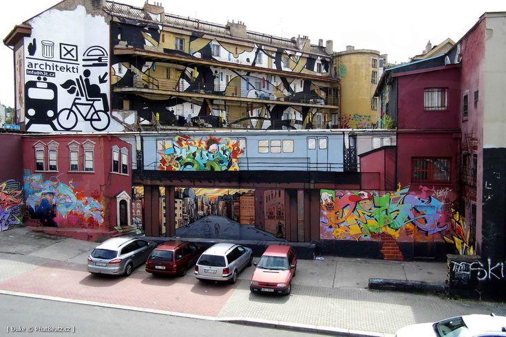 PAST PRESENT FUTURE - New York Wall