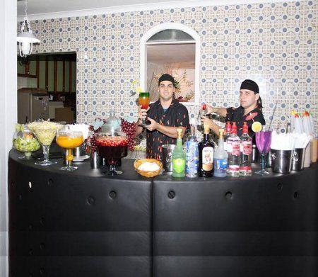 BEM-VINDO AO NOSSO BAR!!! | Barman Marcelo Niteroi