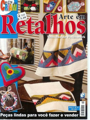 Patchwork sampler - Vania Montes - Picasa Web Albums...online book,patterns and instructions!