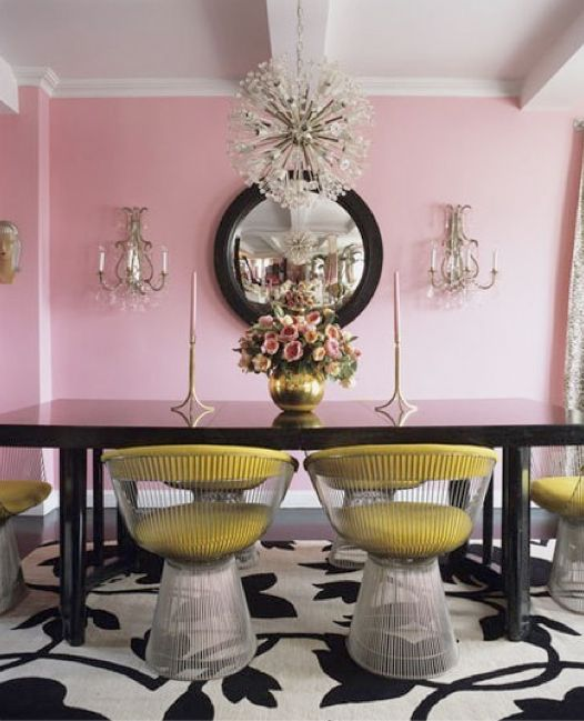 mixing metallics in dining room #livingroomchairs  #diningroomchairs #chairdesign upholstered dining chairs, silver chair, upholstered chairs | See more at http://modernchairs.eu