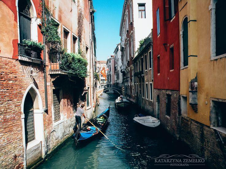 Venice Canal - Italy