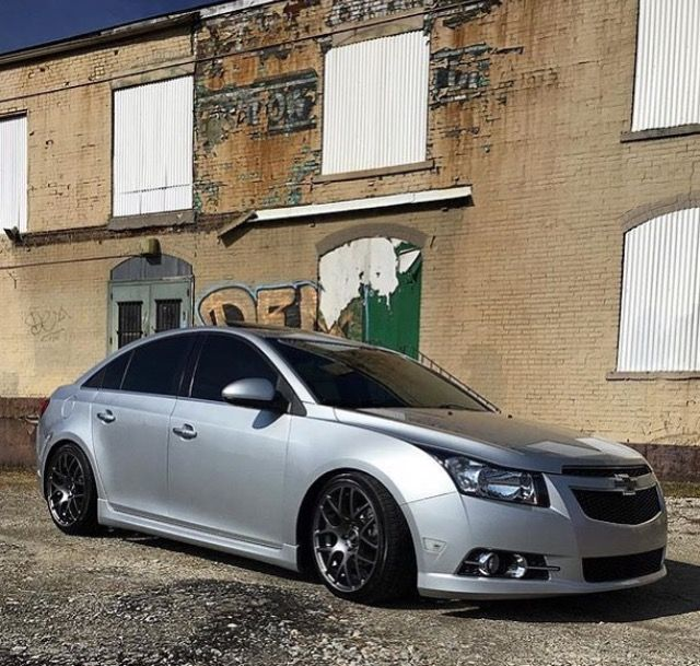 Lowered Chevy Cruze | Chevy Cruze | Pinterest | Chevy