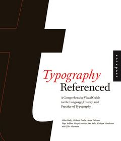 QbookshopUK.co.uk - Typography, Referenced
