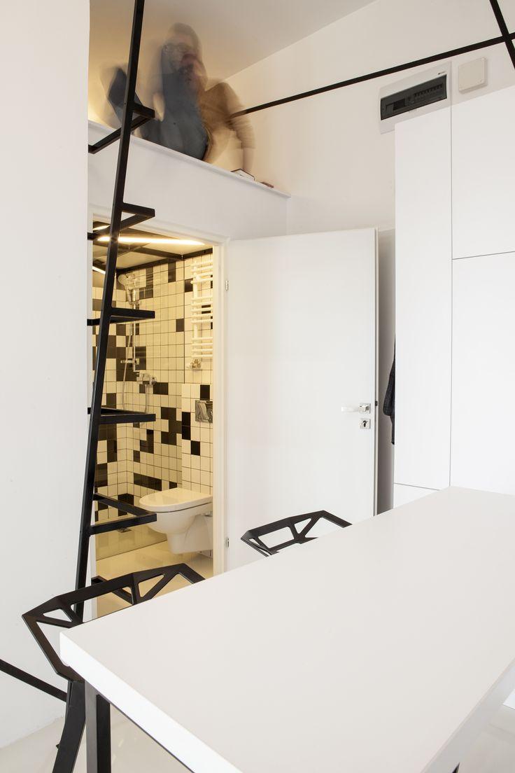 Peter's apartment by Mili Mlodzi Ludzie