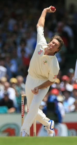 Glenn McGrath - Australia. 563 test wickets.