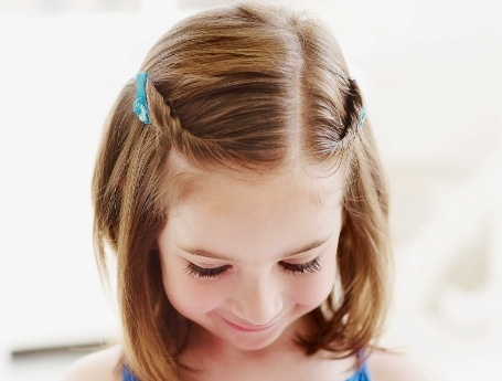 3 super-quick hairstyles for girls