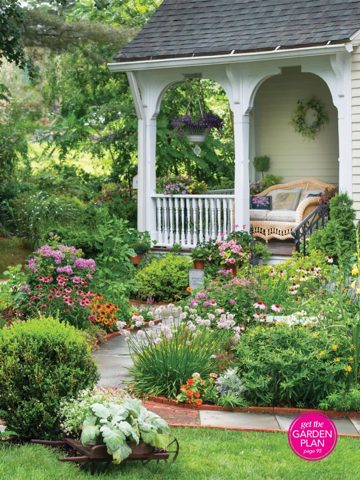 """A Girlfriend Garden"" from Country Gardens Magazine, Fall 2017. Read it on the Texture app-unlimited access to 200+ top magazines."