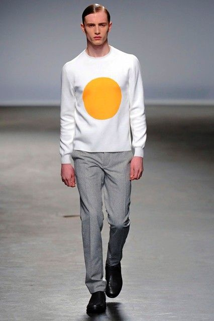 Mathematics Of Love Sweater by J.W. Anderson