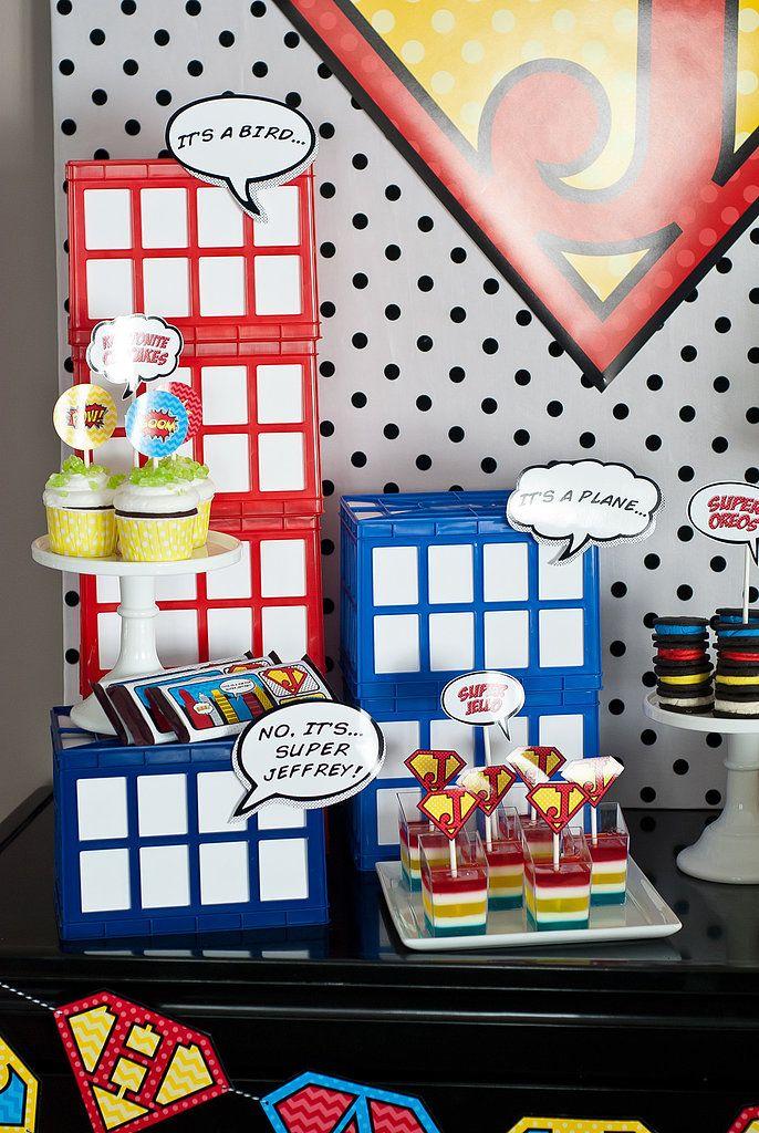 Superhero Party on a Budget Photo 2