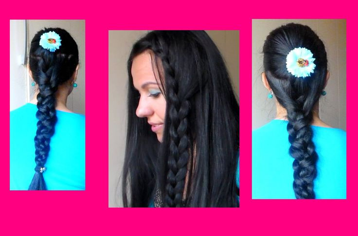 TUTORIAL:How to make two Hairstyles for Everyday,hairstyles for school.