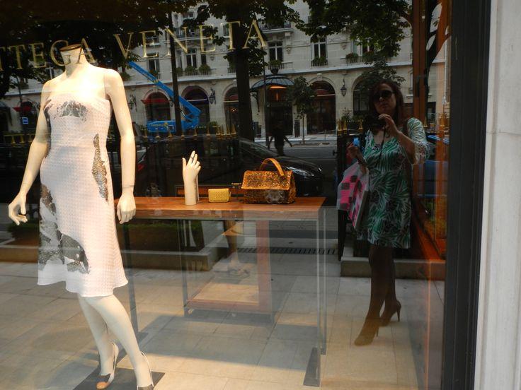 La Mode en vitrine