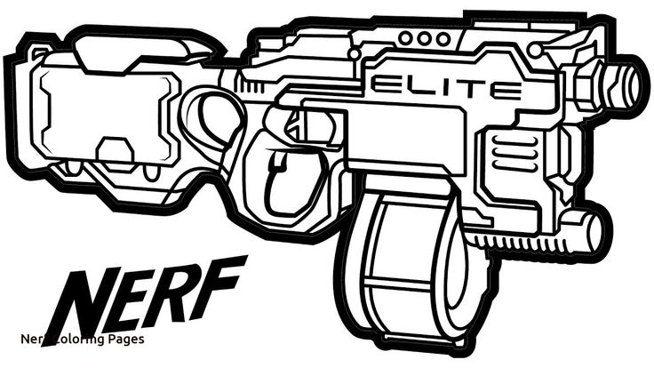 9 best Nerf Guns images on Pinterest   Nerf mod, Weapons and Weapons ...
