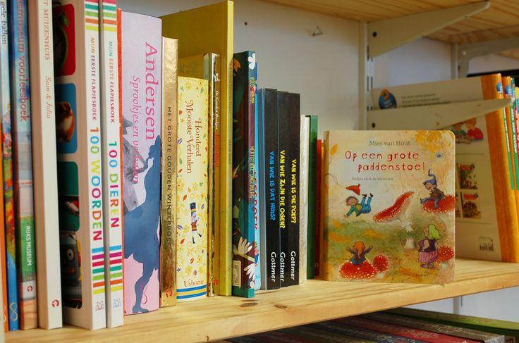 Op een grote paddensstoel, liedjesboek | Kinderwinkel Westerkade