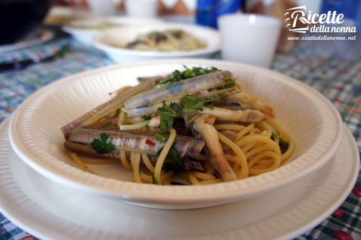 spaghetti cannolicchi