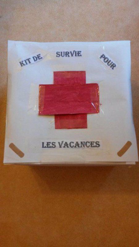 kit de survie pour les vacances :Pour les enseignants 2