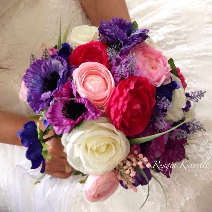 Özel Tasarım Gelin Buketi / Bridal Bouquet