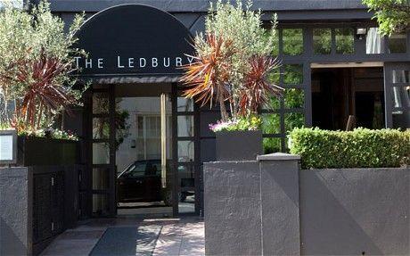 The Ledbury - 2 Michelin Starred