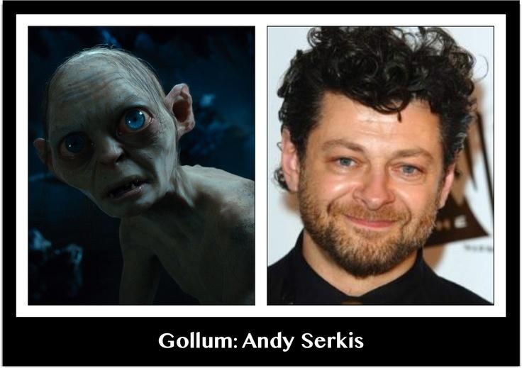Gollum Schauspieler