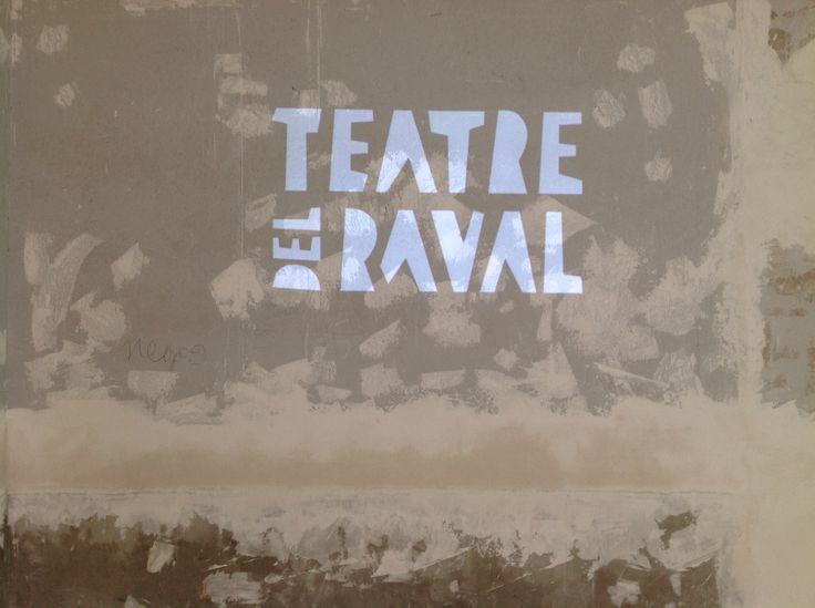 El teatre del Raval de Gandia en obres (de teatre) #ReviuElRaval http://vkm.is/teatredelraval