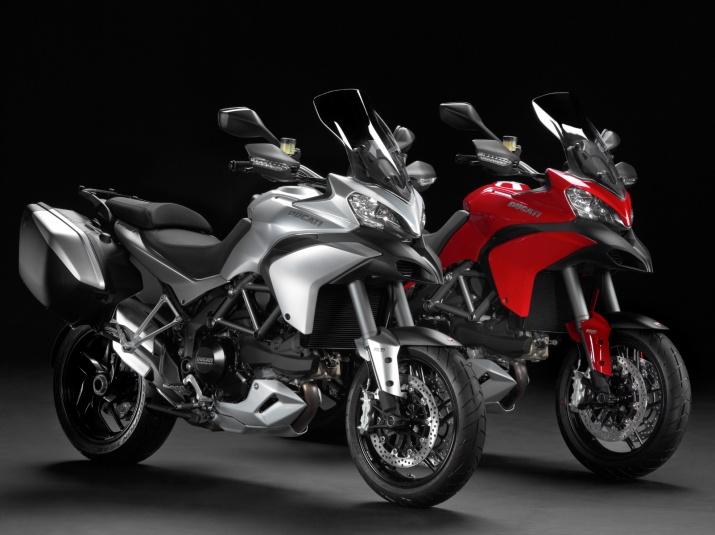 2013 Ducati Multistrada 1200 & 1200 S Touring