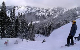 Crystal Mountain Ski Resort Washington