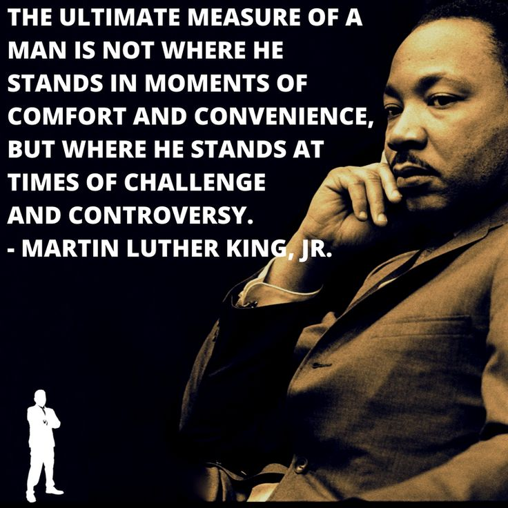 Today is Dr. Martin Luther King Jr. day in America, but in my opinion, it should be a worldwide holiday. This day makes me happy and proud, but also sad and angry. How a man so strong, so wise, so courageous, died for the right to be considered an equal in the land he was born. His fight is nowhere near over because of ignorant forces that reside in America and around the world. I hope in my lifetime his dream will finally be realized. Happy MLK Canada, America, and the World…
