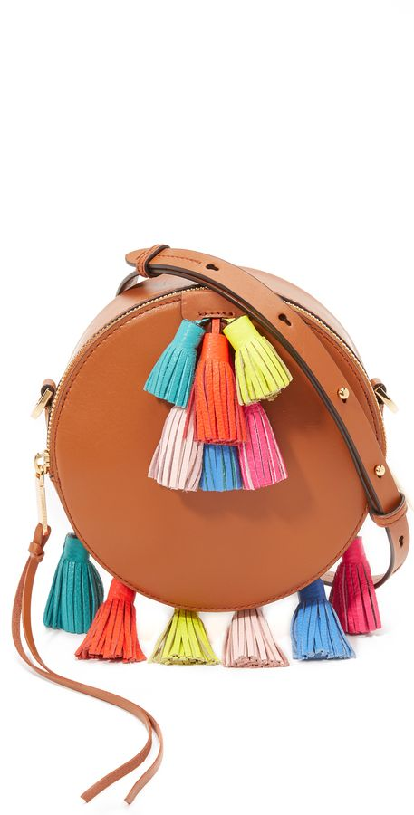 We love this Rebecca Minkoff round Sofia cross body bag on ShopStyle!
