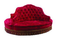 round sofa banquette