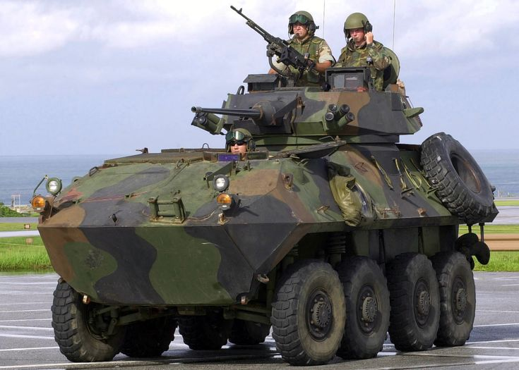 LAV-25 Armored Personnel Carrier (USA)