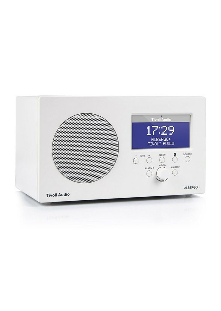 Kodin1, Tivoli Audio ALBERGO Bluetooth -kelloradio.