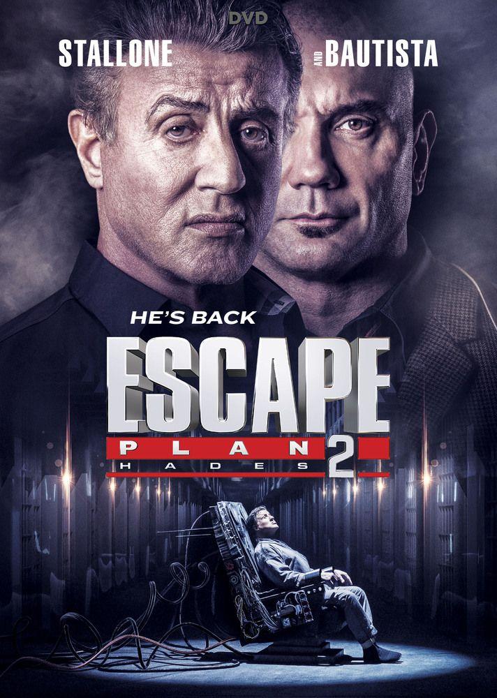Escape Plan 2 Hades Dvd 2018 Best Buy Plan Movie Escape Plan Action Movies
