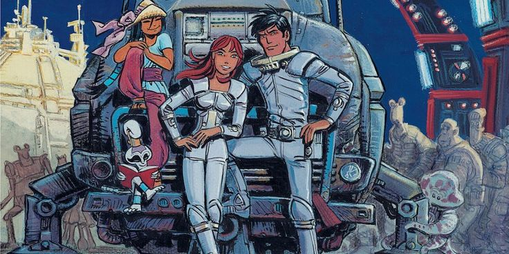 Valerian Comic Book Luc Besson Luc Bessons Valerian Gets Summer 2017 Release Date